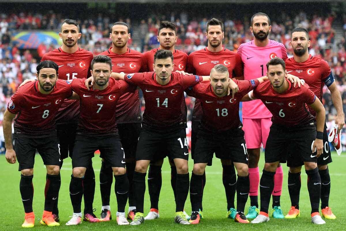 Turquia, rival de España en la Euro 2016