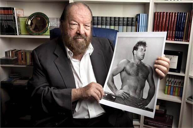 Muere Bud Spencer