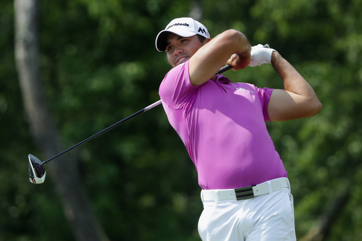 Jason Day, nº1 del golf