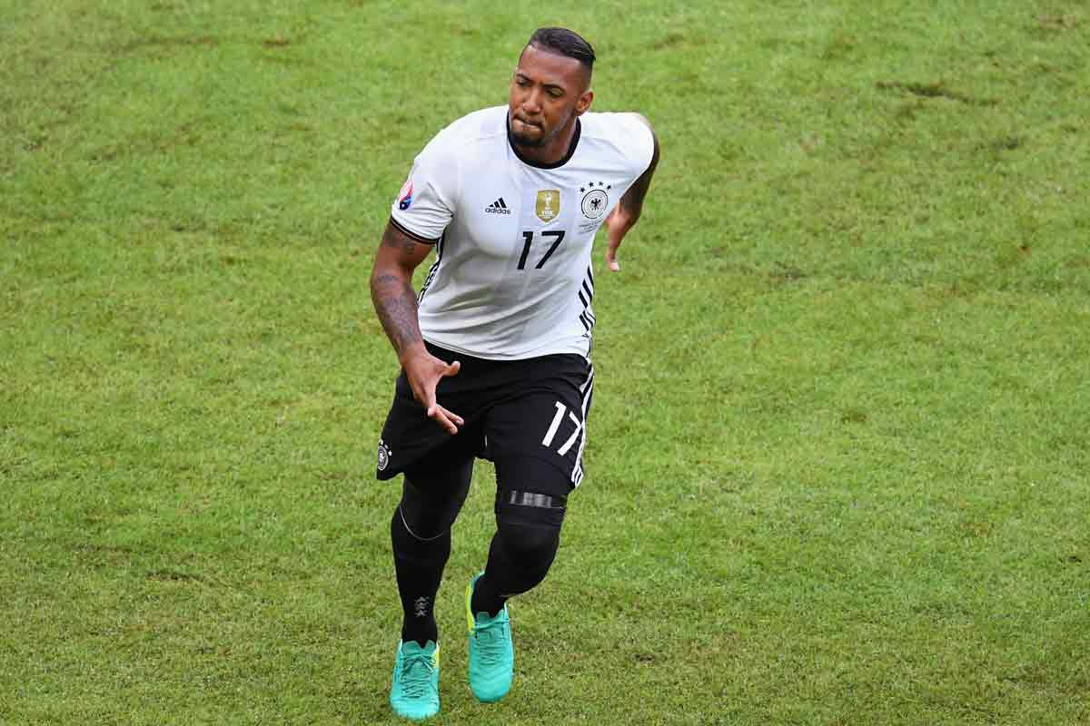 Jerome Boateng, con el Manchester City