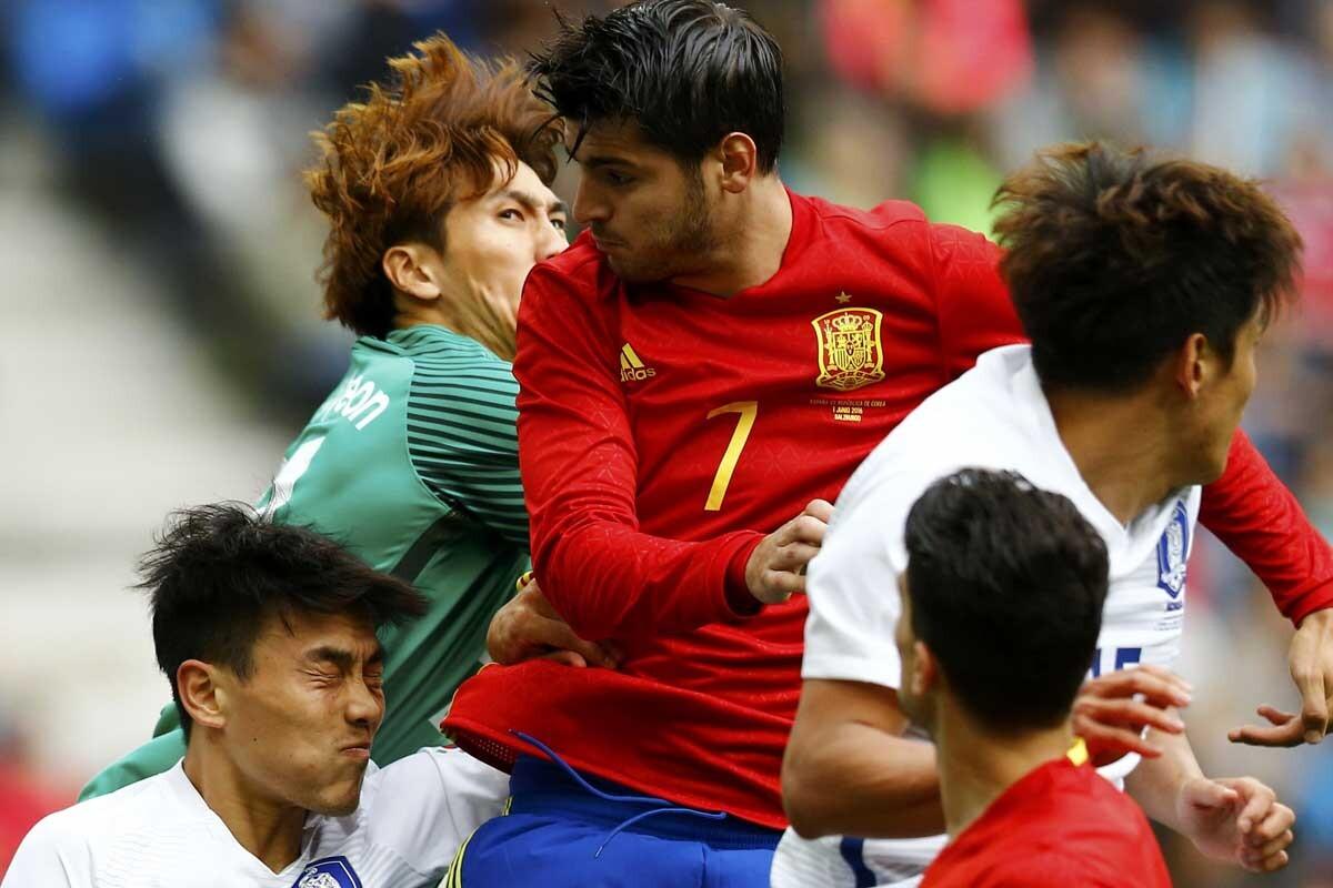 España-Corea