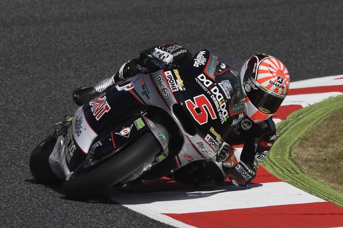 Johan Zarco se impone en Moto2