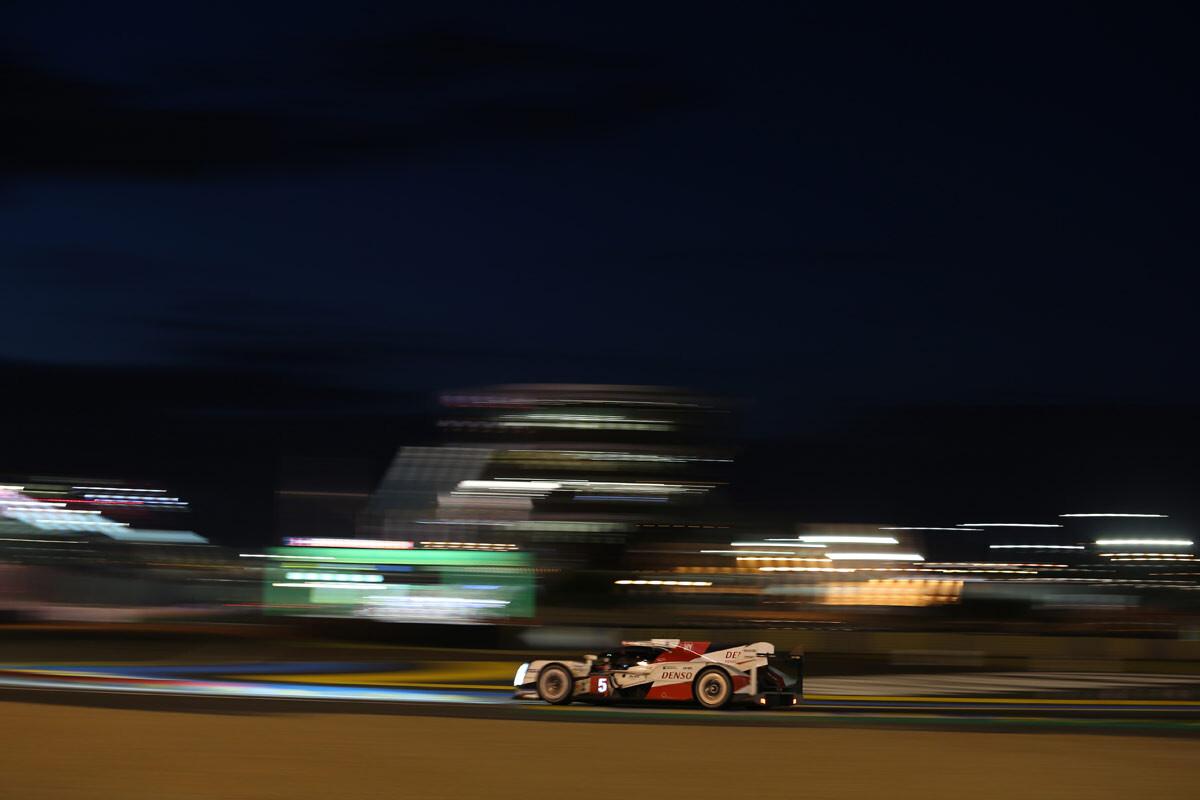 Toyota pierde las 24 horas de Le Mans