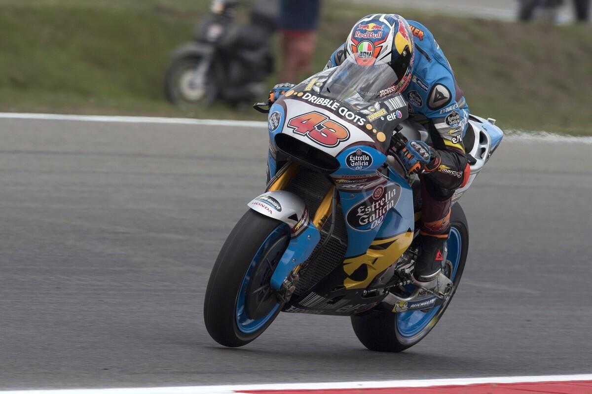 Miller se lleva el FP2 de MotoGP ante la baja de Márquez