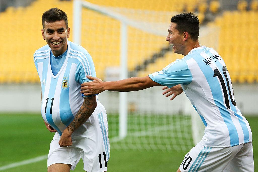 Correa, del Atlético de Madrid, es uno de los convocados preliminares para los Juegos Olímpicos