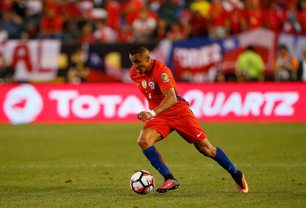 Sánchez fue el mejor jugador de la Copa América Centenario