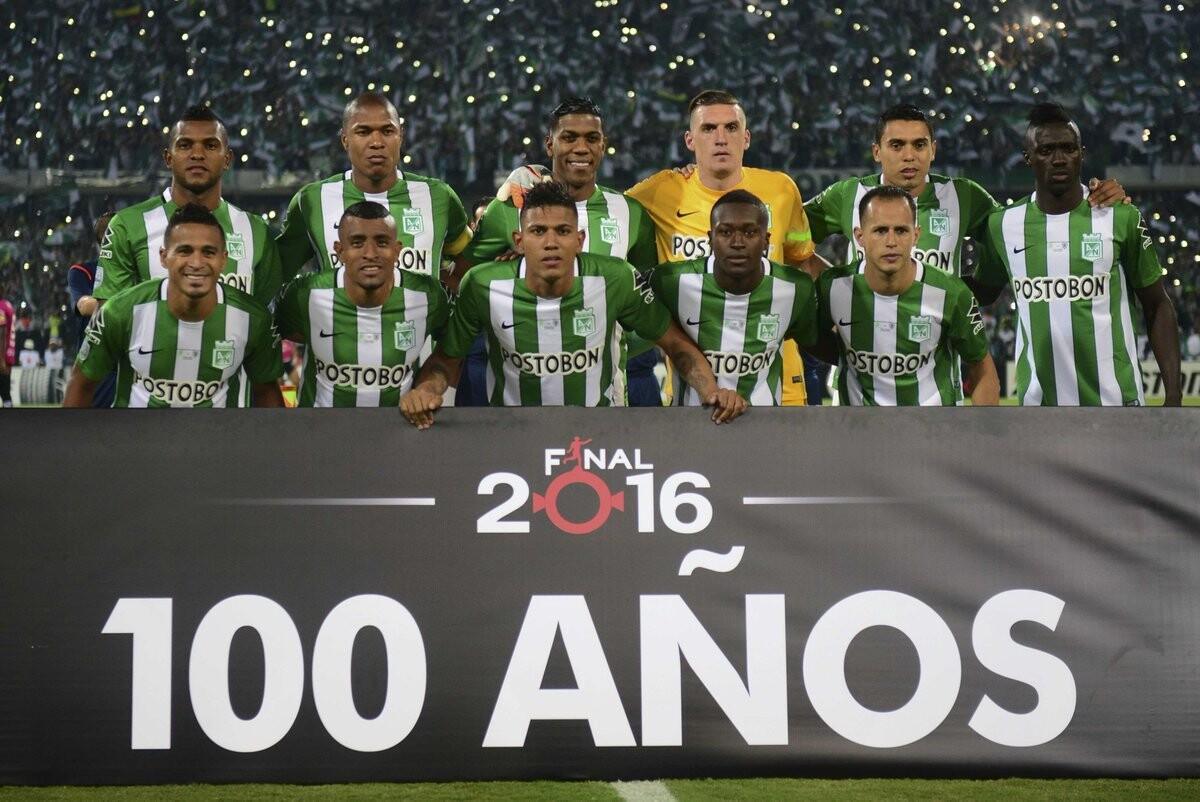 Nacional campeón de la Copa Libertadores