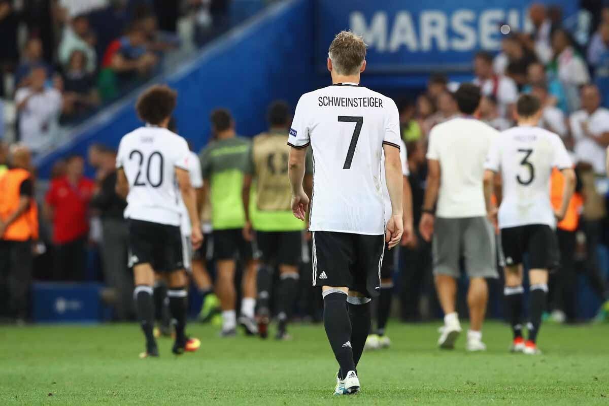 Bastian Schweinsteiger, entrenando con el Manchester United