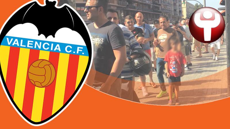 Colas en Mestalla para renovar abonos Valencia CF