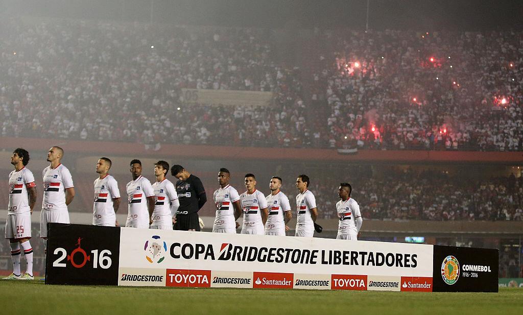 Sao Paulo en la Copa Libertadores