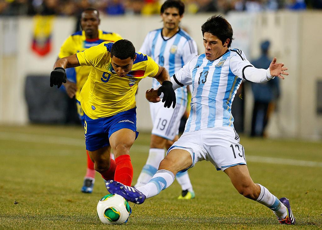 Roncaglia es internacional con Argentina