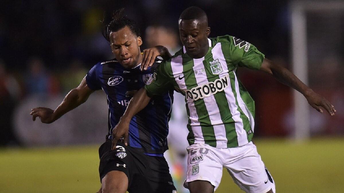 Independiente del Valle y Atlético Nacional en Copa Libertadores