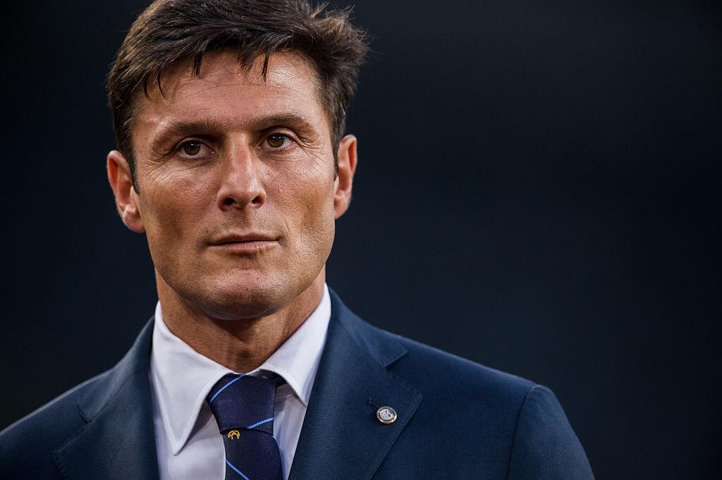 Zanetti quiere a Simeone en la selección