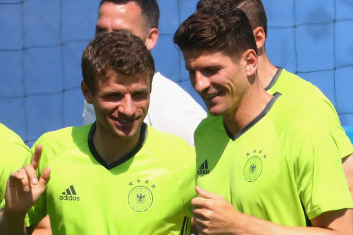 Mario Gómez y Müller