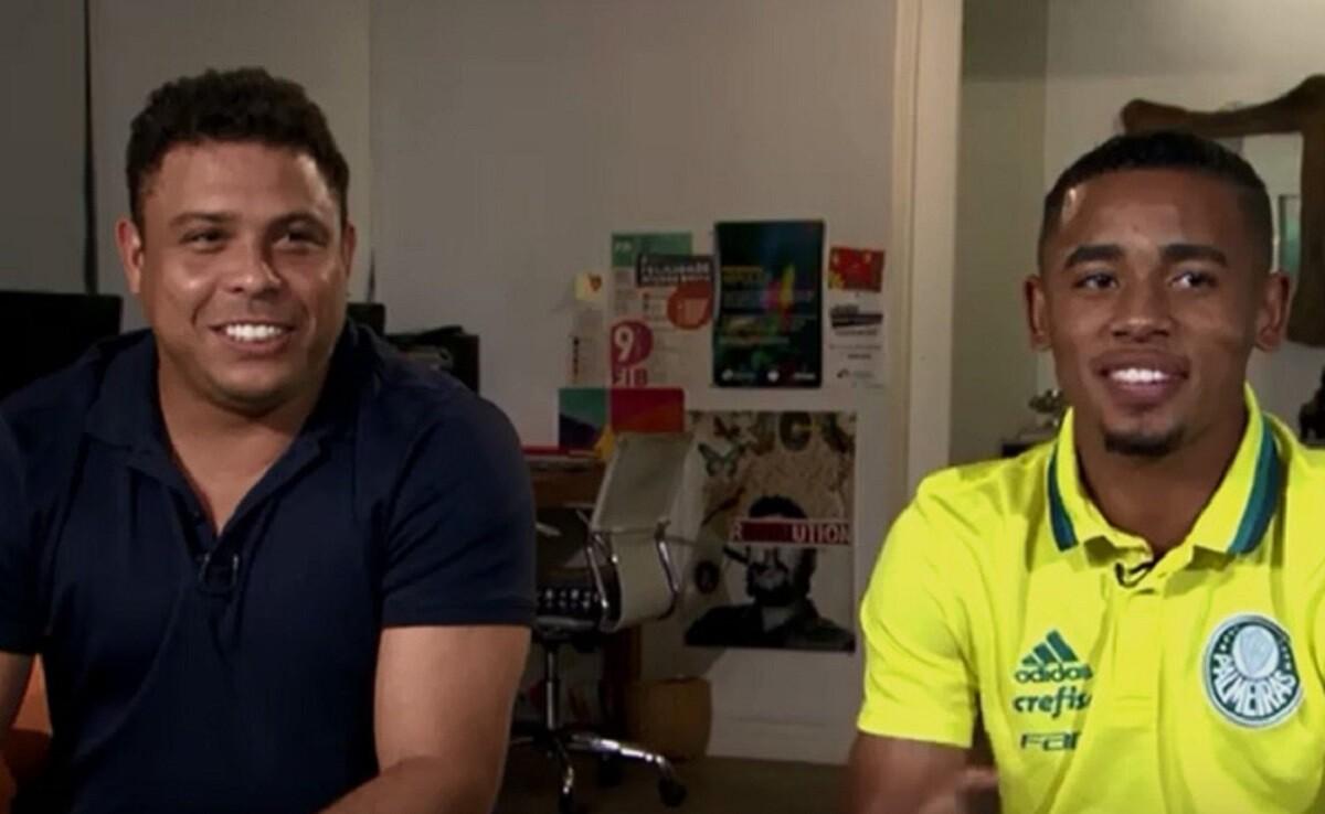 Ronaldo habló de la nueva joya brasilera