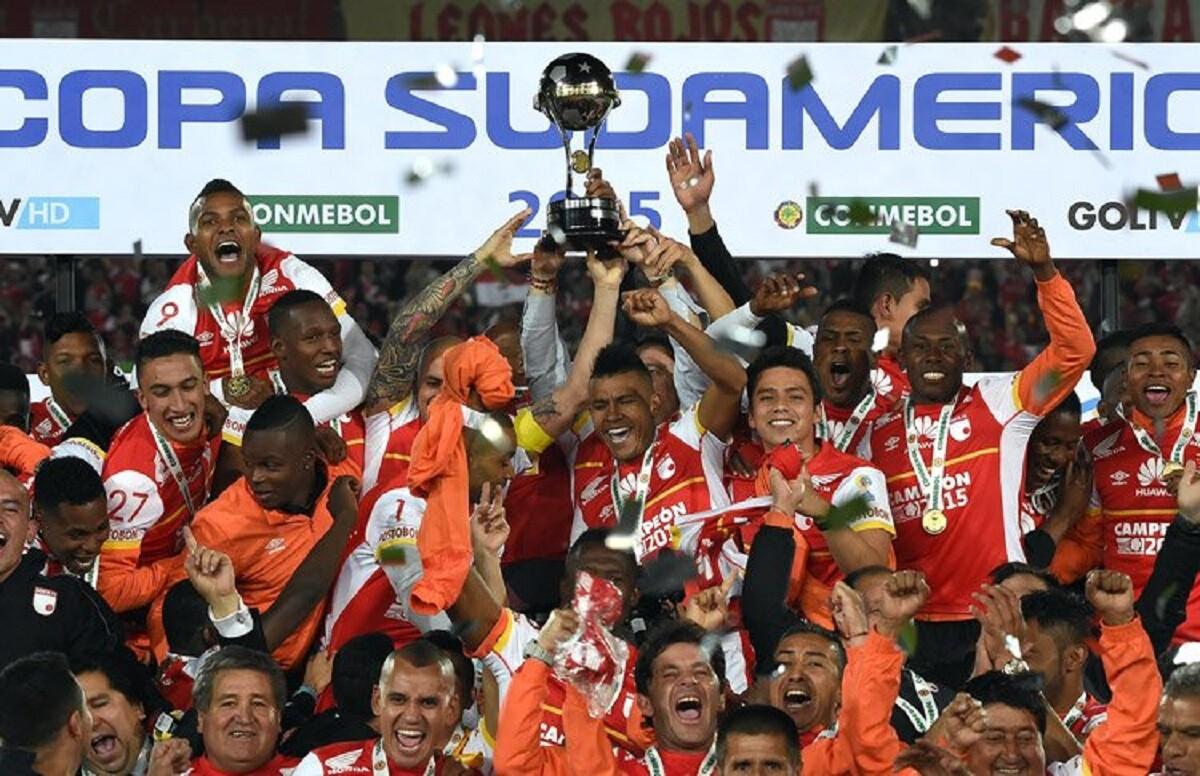 Santa Fe en la Copa Sudamericana