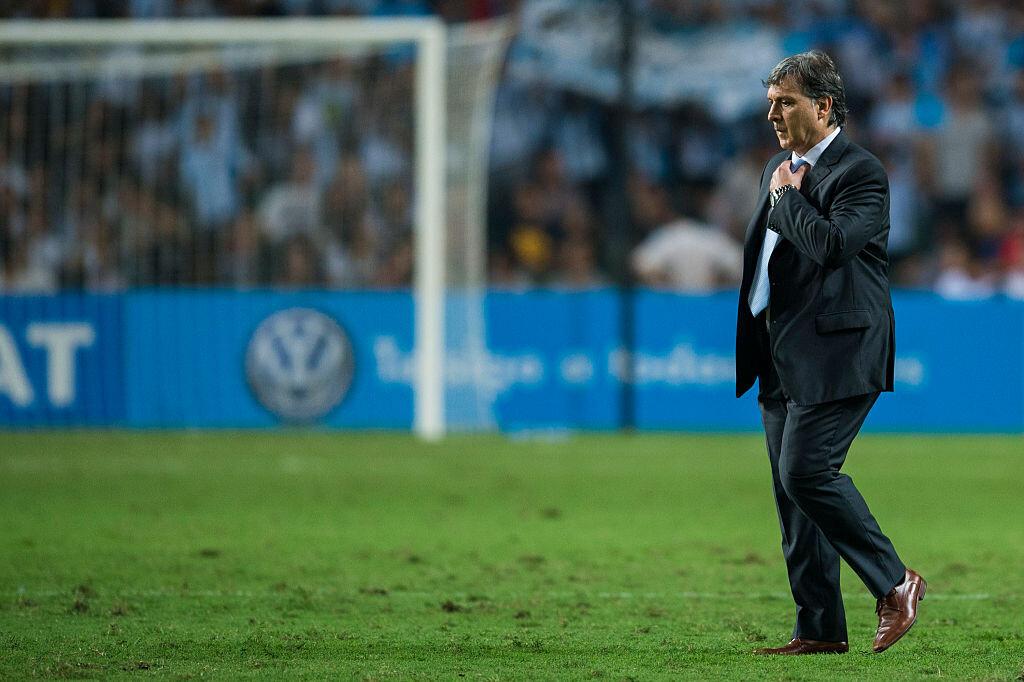 Martino renunció al seleccionado argentino