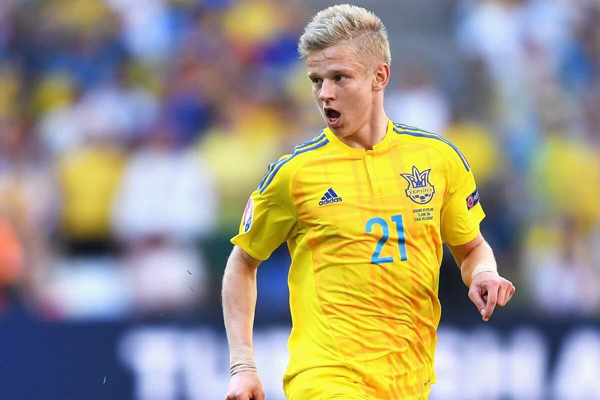 Oleksandr Zinchenko, nuevo jugador del Manchester City
