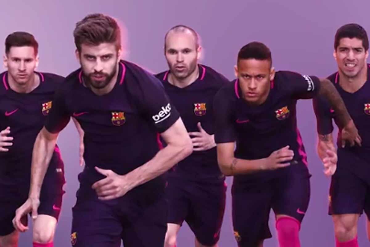 Camiseta del FC Barcelona