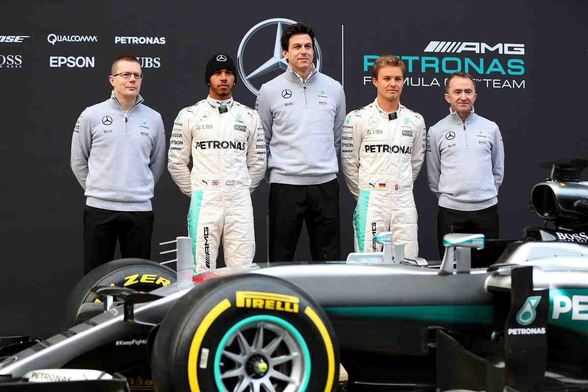 En Mercedes no piensan en la temporada 2017