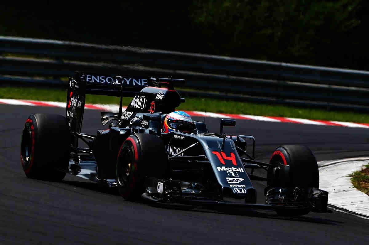 McLaren afirma que su chasis es tan bueno como el de Ferrari
