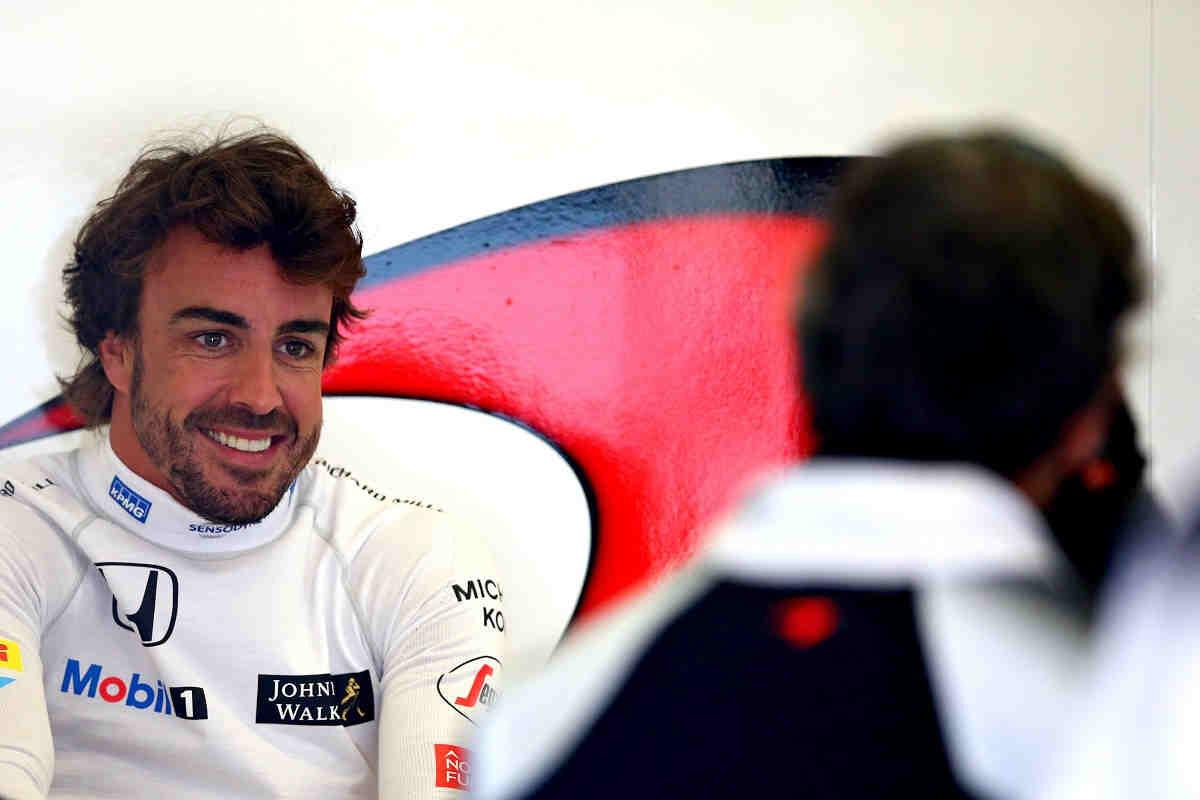 Alonso no descansará hasta hacer ganadora a McLaren