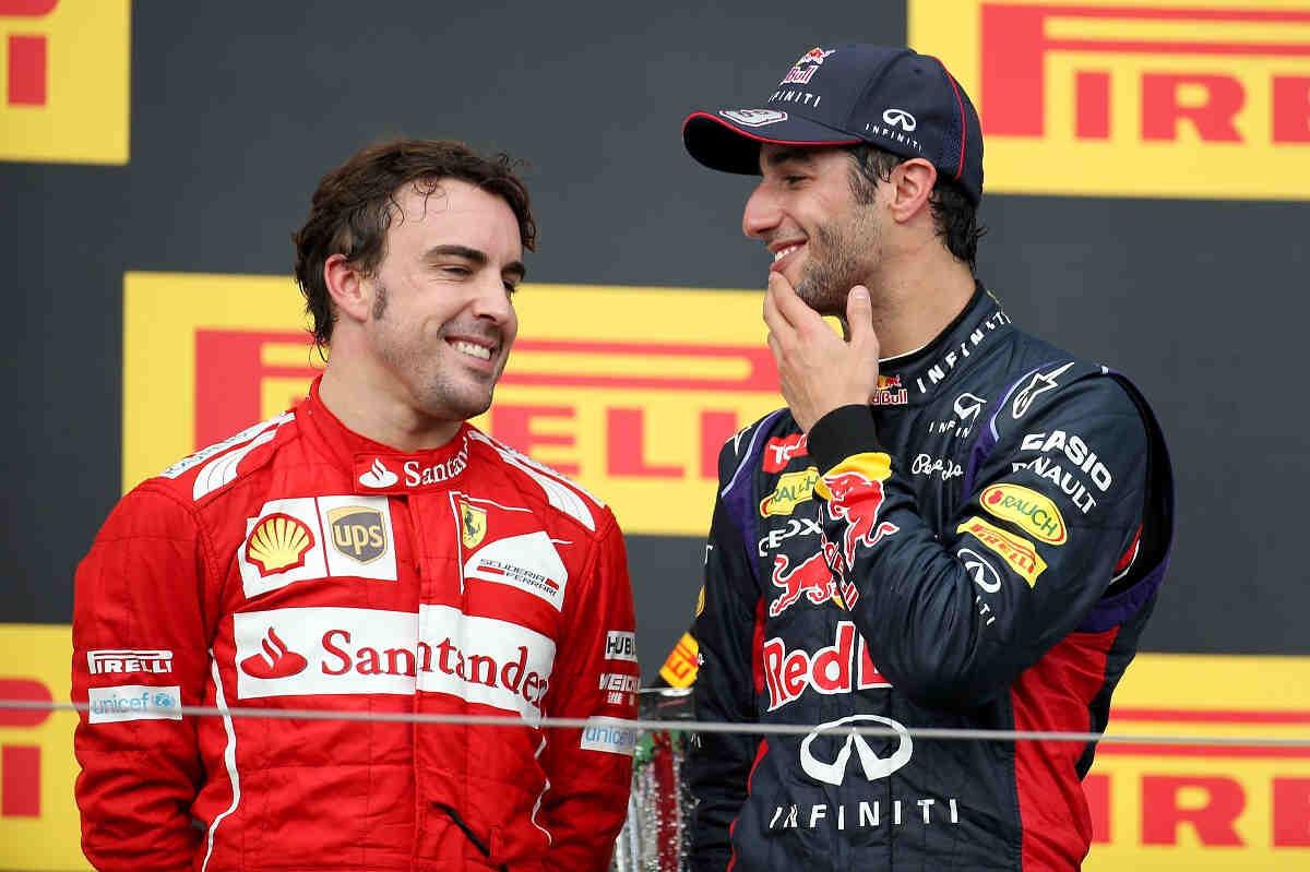 Se cumplen dos años del último podio de Alonso