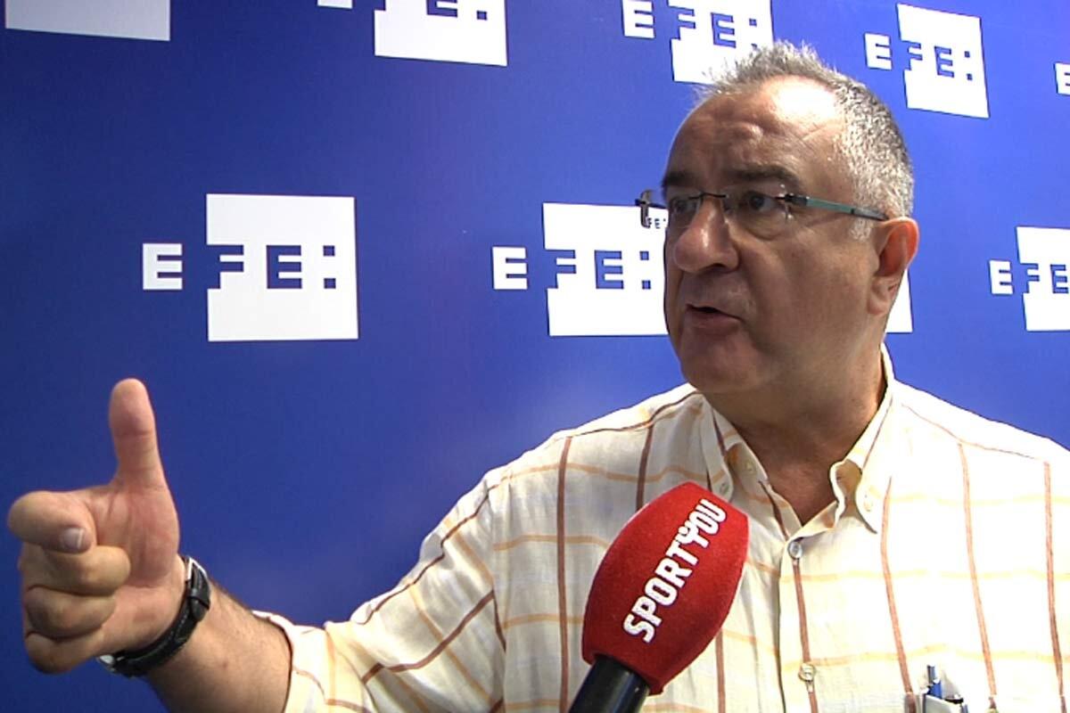 Roberto Gómez habla de Caparrós