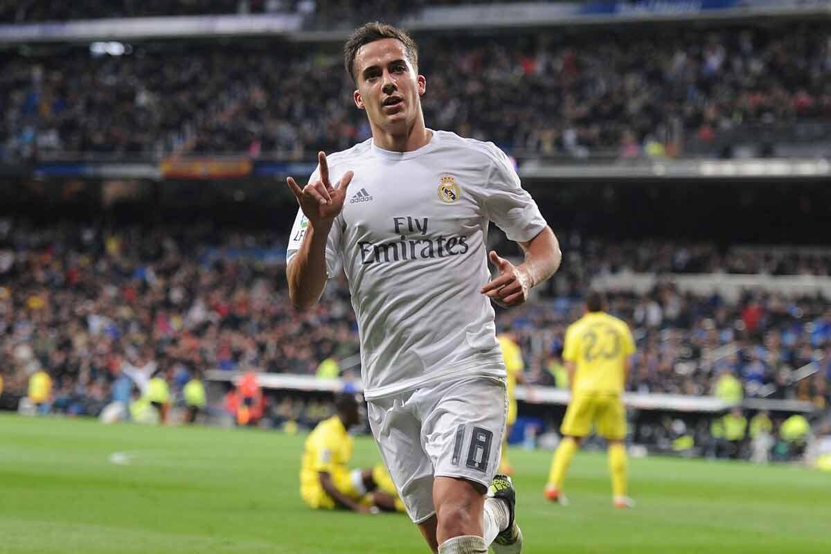 Lucas Vásquez, jugador del Real Madrid