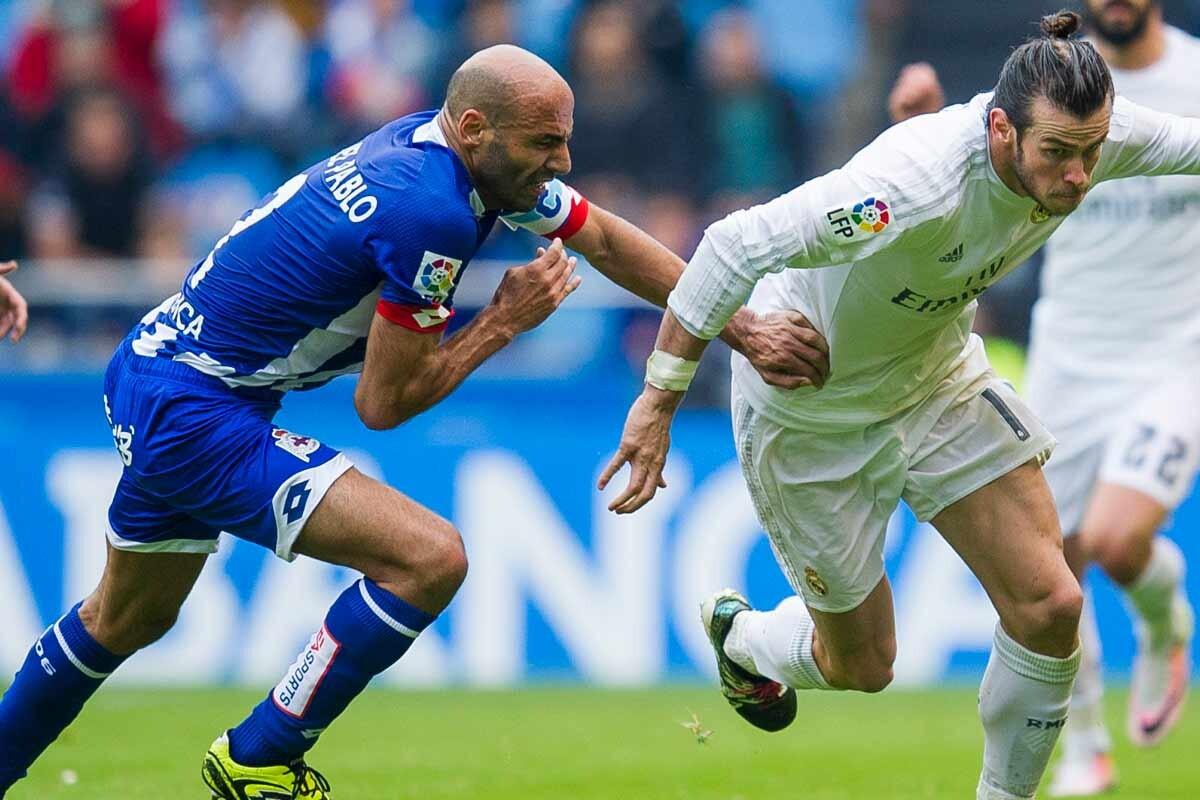 Manuel Pablo se retira del futbol profesional