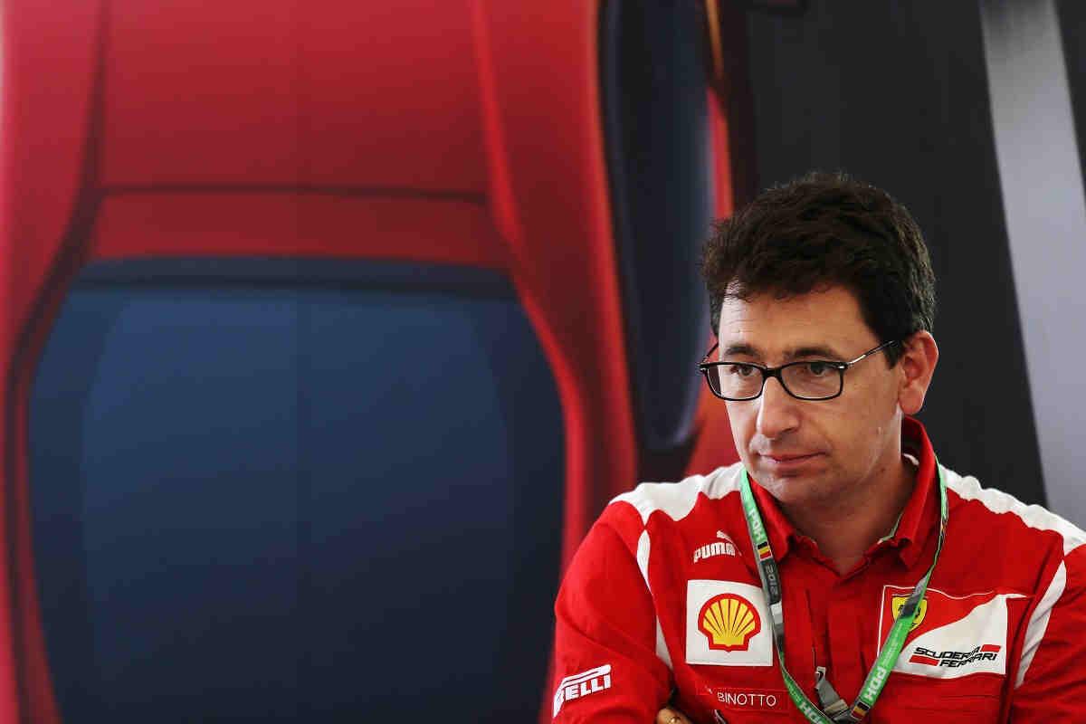 Mattia Binotto será el nuevo director técnico en Ferrari