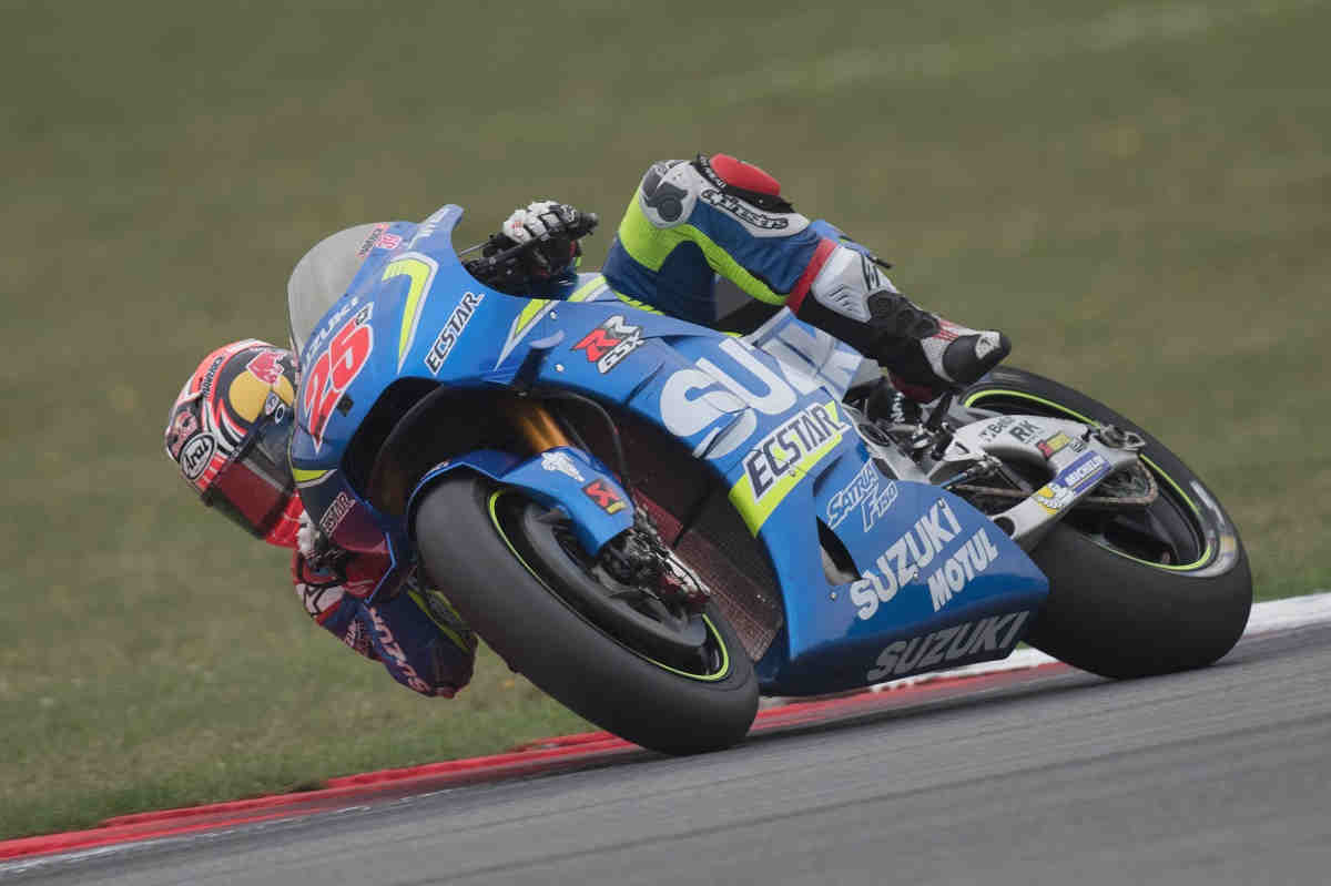 Férreo dominio de Viñales en los libres de MotoGP