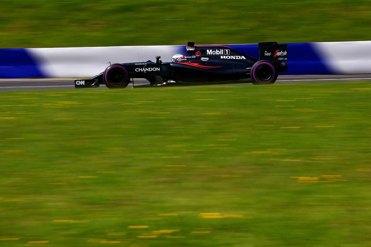 Honda actualiza el motor para Silverstone