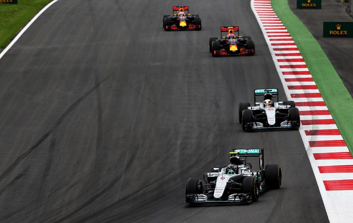 Mercedes no impondrá órdenes de equipo