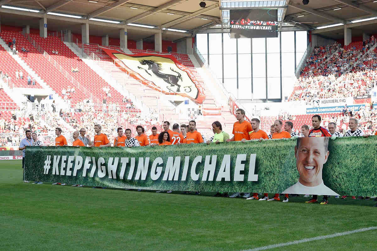 El afecto por Michael Schumacher no decae