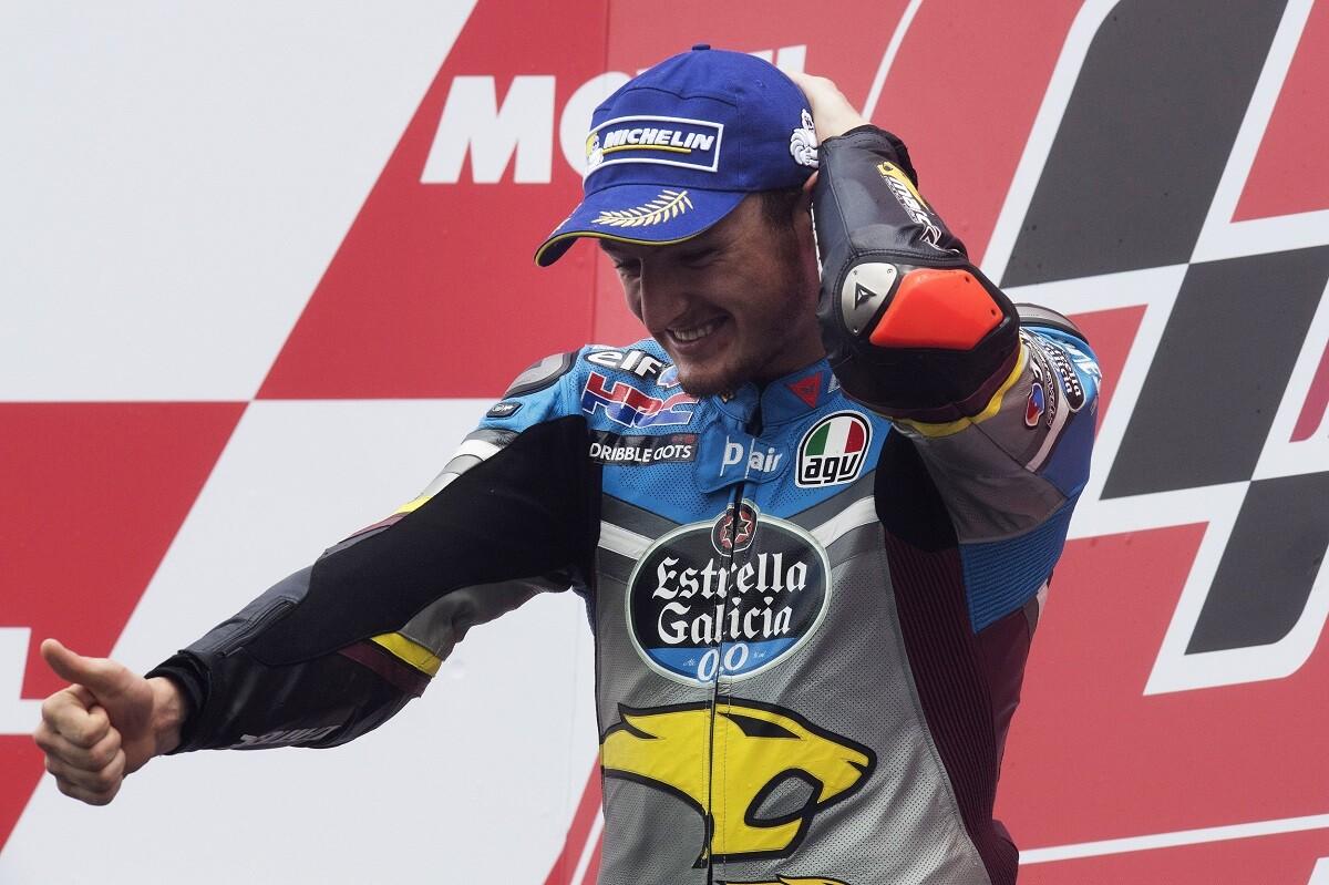 Jack Miller entra de lleno en los récords de MotoGP