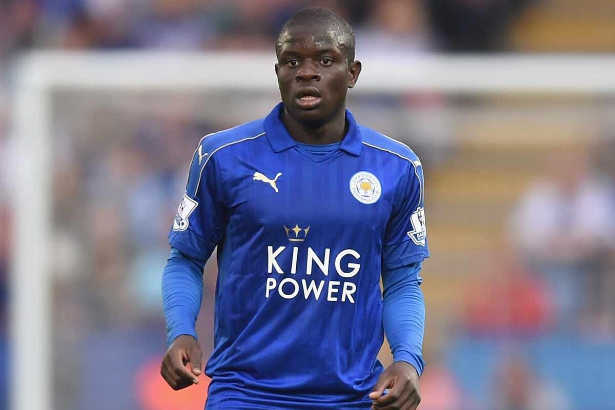 N'Golo Kante, centrocampista del Chelsea