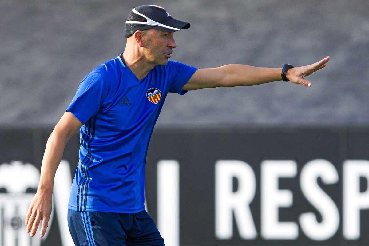 Pako Ayestarán entrenador del Valencia