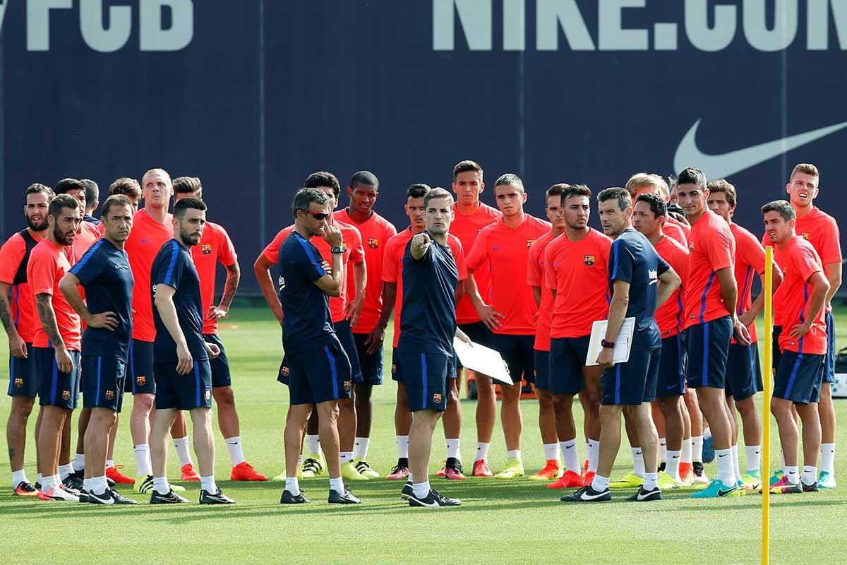 Pretemporada del Barça