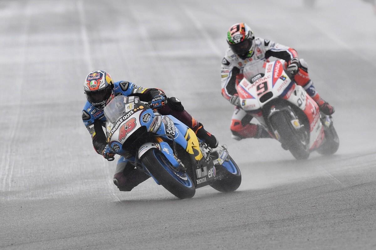 Reyes de MotoGP... Por un día