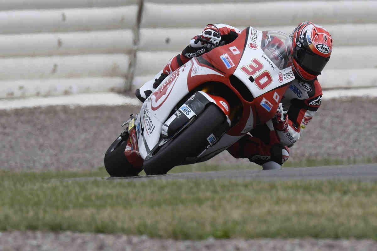 Nakagami le gana el pulso a Zarco y consigue la pole en Moto2