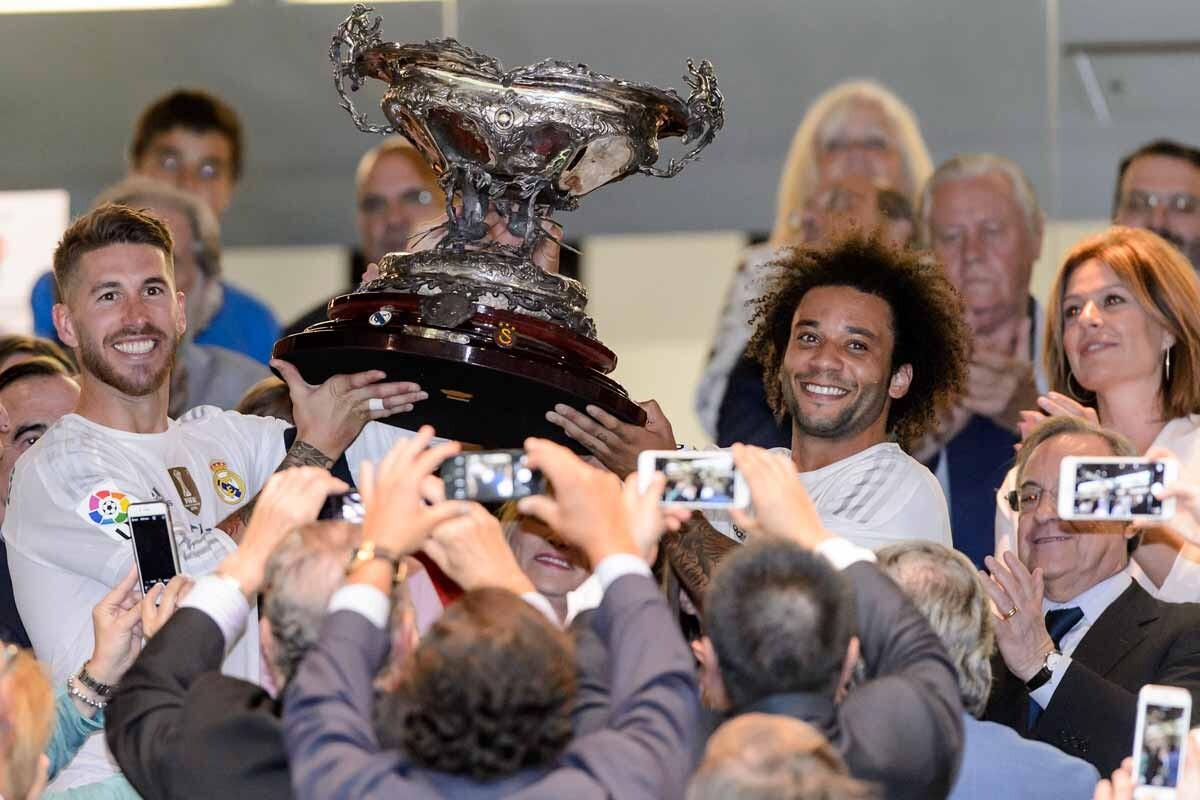 Trofeo Bernabéu