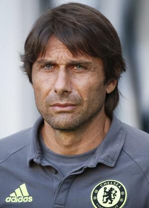 Antonio Conte, del Chelsea