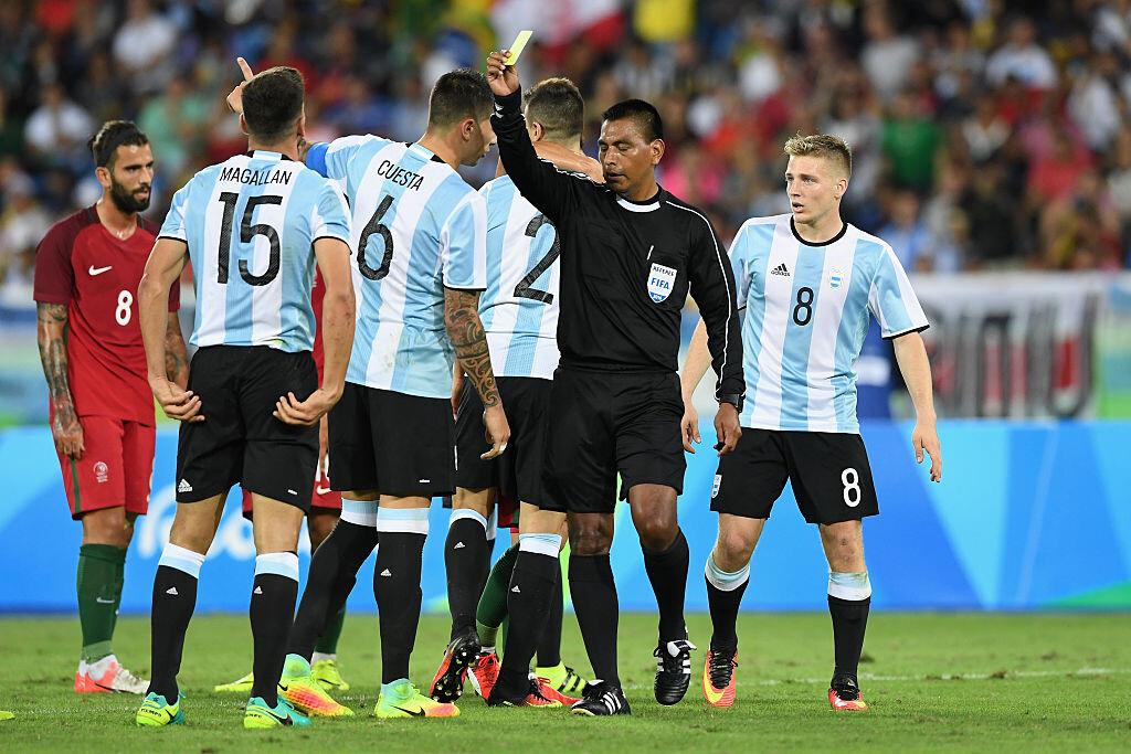 Argentina perdió ante Portugal