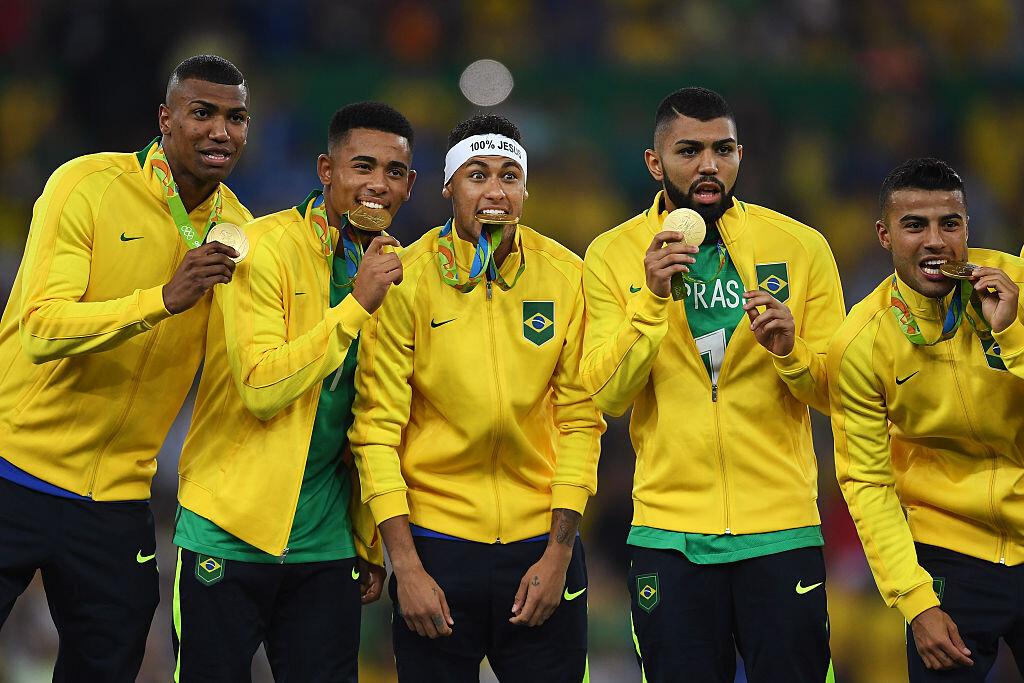 Neymar, muy ilusionado con 'su niño'