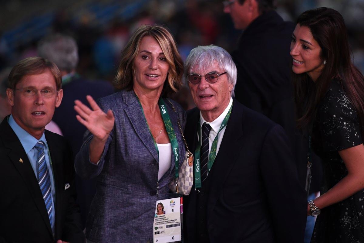 """Ecclestone sobre su suegra: """"No pagaría ni un centavo por ella"""""""