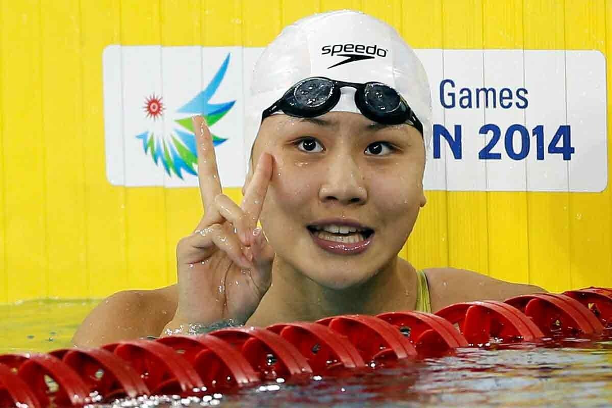 Chen Xinyi positivo en los juegos olimpicos de Rio 2016