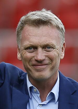 David Moyes, entrenador del Sunderland