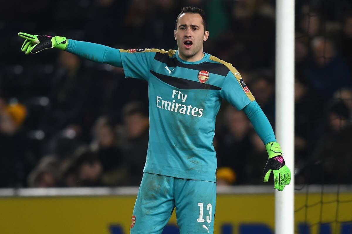 Ospina figura con el Arsenal
