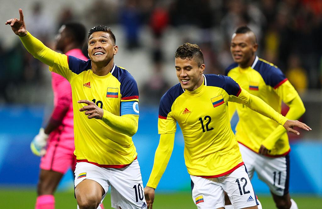 Colombia clasificó a los cuartos de Río 2016
